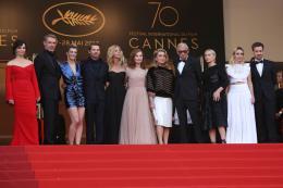 photo 23/98 - Cannes 2017 - The Killing of a sacred deer Tapis - Mise à mort du Cerf Sacré - © Isabelle Vautier pour CommeAuCinema.com