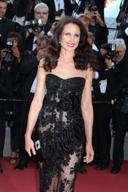 Andie MacDowell Cannes 2017 - The Killing of a sacred deer Tapis photo 2 sur 39