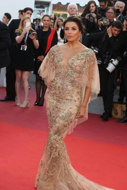 Eva Longoria Cannes 2017 - The Killing of a sacred deer Tapis photo 3 sur 125