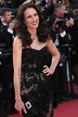 Andie MacDowell Cannes 2017 - The Killing of a sacred deer Tapis photo 1 sur 39