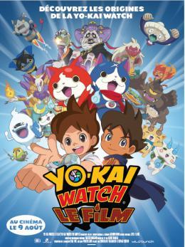 photo 12/12 - Affiche Yo-Kai Watch - Yo-kai Watch, le film - © Wild Bunch