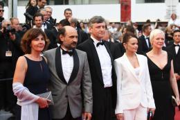 photo 11/11 - Cannes 2017 - Tapis Une femme douce - Une femme douce - © Isabelle Vautier pour CommeAuCinema.com