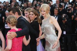 photo 37/54 - Les Proies - Montée des Marches - Cannes 2017 : Sofia Coppola et ses Proies mettent la Croisette en émoi - © Isabelle Vautier pour CommeAuCinema.com
