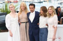 photo 5/54 - Les Proies - Photocall - Cannes 2017 : Sofia Coppola et ses Proies mettent la Croisette en émoi - © Isabelle Vautier pour CommeAuCinema.com