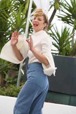 Céline Sallette Cannes 2017 - Photocall Nos années folles photo 10 sur 110