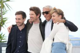 Céline Sallette Cannes 2017 - Photocall Nos années folles photo 2 sur 110