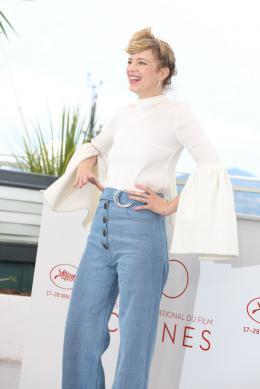 Céline Sallette Cannes 2017 - Photocall Nos années folles photo 4 sur 110