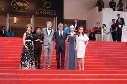 photo 14/26 - Festival de Cannes 2017 - Cannes 2017 : l'équipe de Wonderstruck monte les marches ! - © Isabelle Vautier pour CommeAuCinema.com