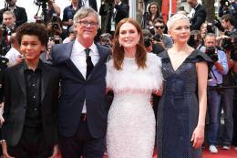 photo 12/26 - Festival de Cannes 2017 - Cannes 2017 : l'équipe de Wonderstruck monte les marches ! - © Isabelle Vautier pour CommeAuCinema.com