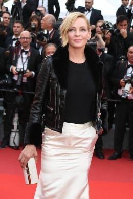 photo 19/31 - Festival de Cannes 2017 - Cannes 2017 : l'équipe de Faute d'amour (Loveless) et les peoples foulent le tapis rouge - © Isabelle Vautier pour CommeAuCinema.com
