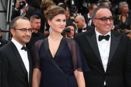 photo 1/31 - Festival de Cannes 2017 - Cannes 2017 : l'équipe de Faute d'amour (Loveless) et les peoples foulent le tapis rouge - © Isabelle Vautier pour CommeAuCinema.com