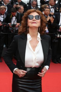 photo 23/31 - Festival de Cannes 2017 - Cannes 2017 : l'équipe de Faute d'amour (Loveless) et les peoples foulent le tapis rouge - © Isabelle Vautier pour CommeAuCinema.com