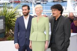 photo 14/21 - Festival de Cannes 2017 - Photocall Cannes 2017 : l'équipe d'Okja pose devant les photographes - © Isabelle Vautier pour CommeAuCinema.com