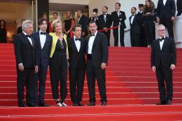 photo 30/76 - The Meyerowitz Stories - Montées des Marches - Cannes 2017 - Cannes 2017 : une pluie de stars sur le tapis rouge du Noah Baumbach - © Isabelle Vautier pour CommeAuCinema.com