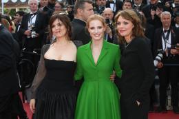 photo 55/76 - The Meyerowitz Stories - Montées des Marches - Cannes 2017 - Cannes 2017 : une pluie de stars sur le tapis rouge du Noah Baumbach - © Isabelle Vautier pour CommeAuCinema.com