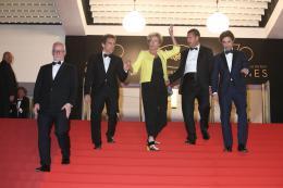 photo 13/76 - The Meyerowitz Stories - Montées des Marches - Cannes 2017 - Cannes 2017 : une pluie de stars sur le tapis rouge du Noah Baumbach - © Isabelle Vautier pour CommeAuCinema.com