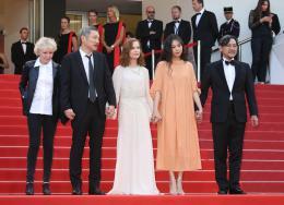 photo 65/76 - The Meyerowitz Stories - Montées des Marches - Cannes 2017 - Cannes 2017 : une pluie de stars sur le tapis rouge du Noah Baumbach - © Isabelle Vautier pour CommeAuCinema.com