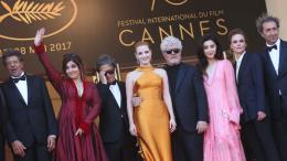 photo 152/173 - 70 ans du Festival de Cannes - Cannes 2017 : Une montée des marches exceptionnelle pour les 70 ans du Festival - © Isabelle Vautier pour CommeAuCinema.com