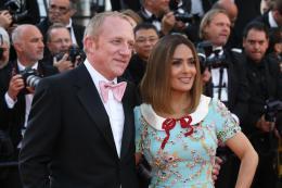 photo 121/173 - 70 ans du Festival de Cannes - Cannes 2017 : Une montée des marches exceptionnelle pour les 70 ans du Festival - © Isabelle Vautier pour CommeAuCinema.com