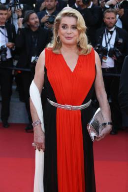 photo 68/173 - 70 ans du Festival de Cannes - Cannes 2017 : Une montée des marches exceptionnelle pour les 70 ans du Festival - © Isabelle Vautier pour CommeAuCinema.com