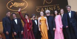 photo 136/173 - 70 ans du Festival de Cannes - Cannes 2017 : Une montée des marches exceptionnelle pour les 70 ans du Festival - © Isabelle Vautier pour CommeAuCinema.com