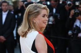 photo 70/173 - 70 ans du Festival de Cannes - Cannes 2017 : Une montée des marches exceptionnelle pour les 70 ans du Festival - © Isabelle Vautier pour CommeAuCinema.com