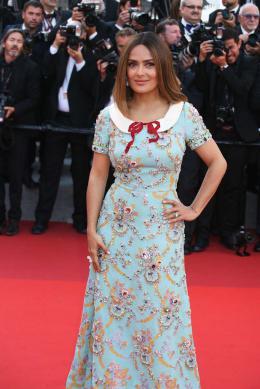 photo 122/173 - 70 ans du Festival de Cannes - Cannes 2017 : Une montée des marches exceptionnelle pour les 70 ans du Festival - © Isabelle Vautier pour CommeAuCinema.com