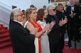 photo 151/173 - 70 ans du Festival de Cannes - Cannes 2017 : Une montée des marches exceptionnelle pour les 70 ans du Festival - © Isabelle Vautier pour CommeAuCinema.com