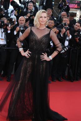 photo 33/173 - 70 ans du Festival de Cannes - Cannes 2017 : Une montée des marches exceptionnelle pour les 70 ans du Festival - © Isabelle Vautier pour CommeAuCinema.com