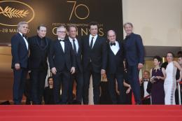photo 62/173 - 70 ans du Festival de Cannes - Cannes 2017 : Une montée des marches exceptionnelle pour les 70 ans du Festival - © Isabelle Vautier pour CommeAuCinema.com