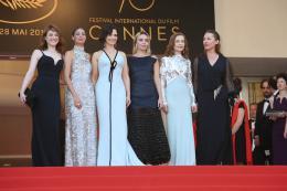 photo 137/173 - 70 ans du Festival de Cannes - Cannes 2017 : Une montée des marches exceptionnelle pour les 70 ans du Festival - © Isabelle Vautier pour CommeAuCinema.com