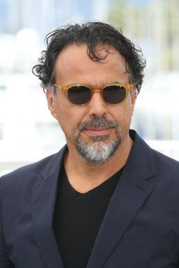 Alejandro González Inárritu Cannes 2017 - Photocall Carne y arena photo 3 sur 46