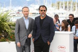 Alejandro González Inárritu Cannes 2017 - Photocall Carne y arena photo 2 sur 46