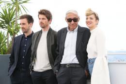 photo 1/16 - Nos années folles Photocall - Cannes 2017 : Céline Sallette et Pierre Deladonchamps complices sur le tapis rouge - © Isabelle Vautier pour CommeAuCinema.com