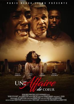 photo 1/1 - Affiche Une Affaire de coeur - Une Affaire de coeur - © Paris Black Films
