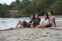 Summertime Joseph Haro, Brando Pacitto, Matilda Lutz, Taylor Frey photo 6 sur 10