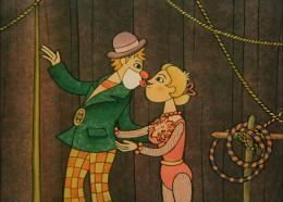 photo 12/23 - Deux coeurs en piste - Quel cirque ! - © Malavida Films