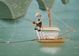 photo 2/23 - M. Prokouk Acrobate - Quel cirque ! - © Malavida Films