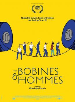 photo 1/6 - Des bobines et des hommes - © Rouge Distribution