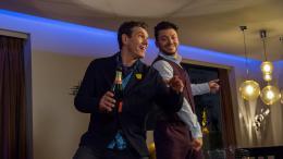 photo 6/12 - Kev Adams et Marc Lavoine - Love Addict - © Metropolitan FilmExport