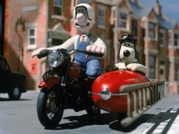 photo 11/12 - Rasé de près - Wallace & Gromit : coeurs à modeler - © Folimage