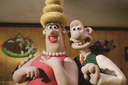 photo 1/12 - Un Sacré pétrin - Wallace & Gromit : coeurs à modeler - © Folimage