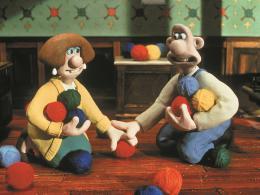 photo 12/12 - Rasé de près - Wallace & Gromit : coeurs à modeler - © Folimage