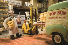 photo 6/12 - Un Sacré pétrin - Wallace & Gromit : coeurs à modeler - © Folimage