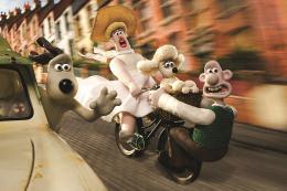 photo 3/12 - Un Sacré pétrin - Wallace & Gromit : coeurs à modeler - © Folimage