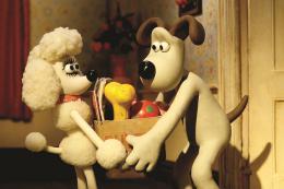 photo 5/12 - Un Sacré pétrin - Wallace & Gromit : coeurs à modeler - © Folimage