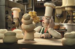 photo 7/12 - Un Sacré pétrin - Wallace & Gromit : coeurs à modeler - © Folimage