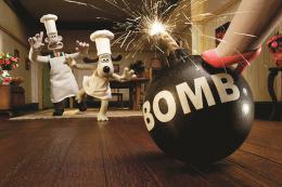 photo 2/12 - Un Sacré pétrin - Wallace & Gromit : coeurs à modeler - © Folimage