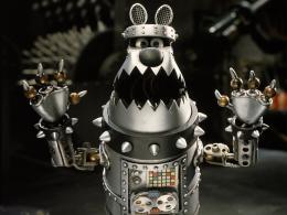 photo 8/12 - Rasé de près - Wallace & Gromit : coeurs à modeler - © Folimage