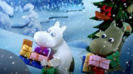 photo 3/3 - Les Moomins attendent Noël - © Les Films du Préau